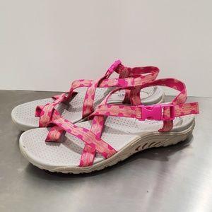 Skechers Outdoor Lifestyle Hot Pink Sandals
